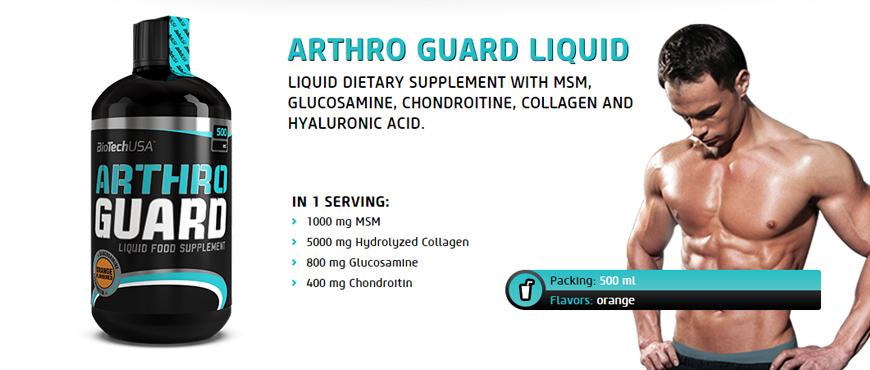 BioTechUSA Arthro Guard Liquid