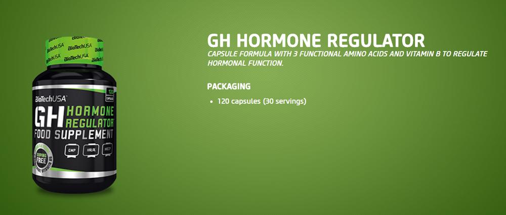 BioTechUSA GH Hormon Regulator