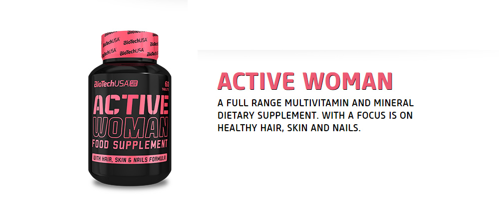 BiotechUSA Active Women