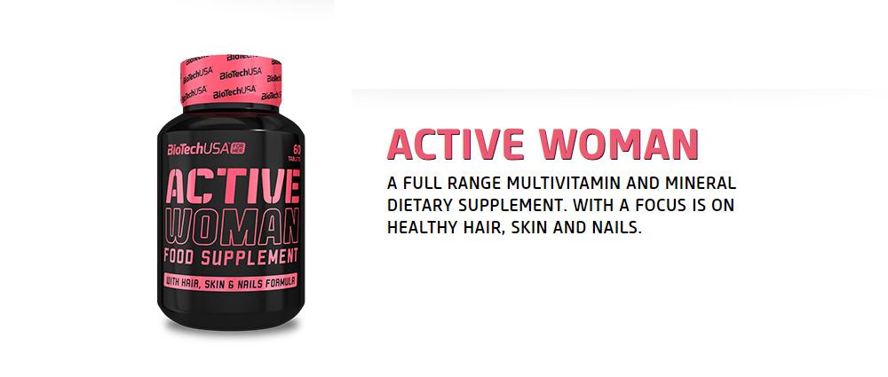 BiotechUSA Active Women