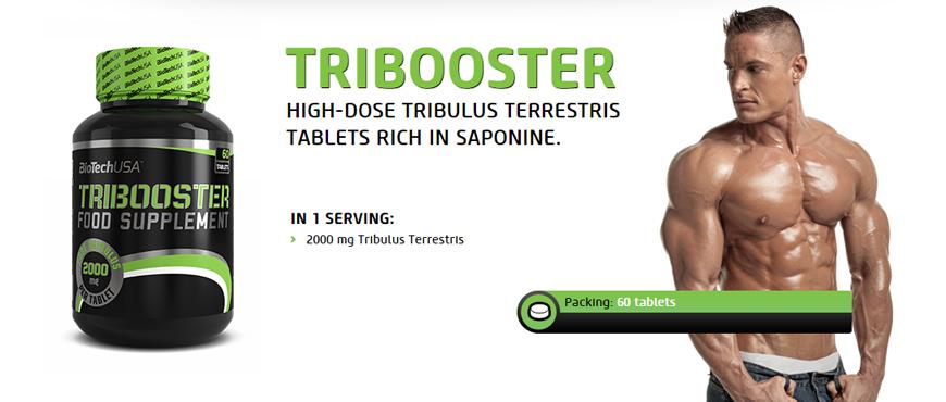 BioTechUSA TriBooster