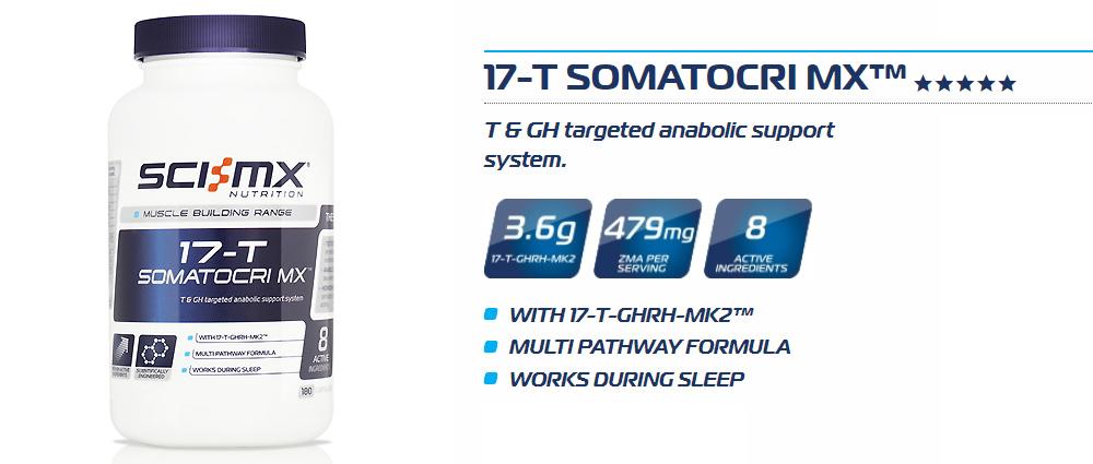 Sci-MX 17-T Somatocri-MX