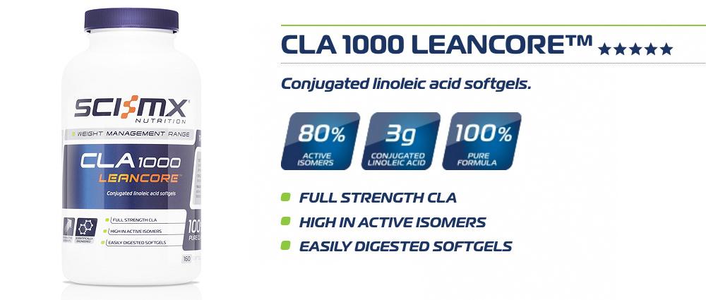 Sci-MX CLA 1000 Leancore