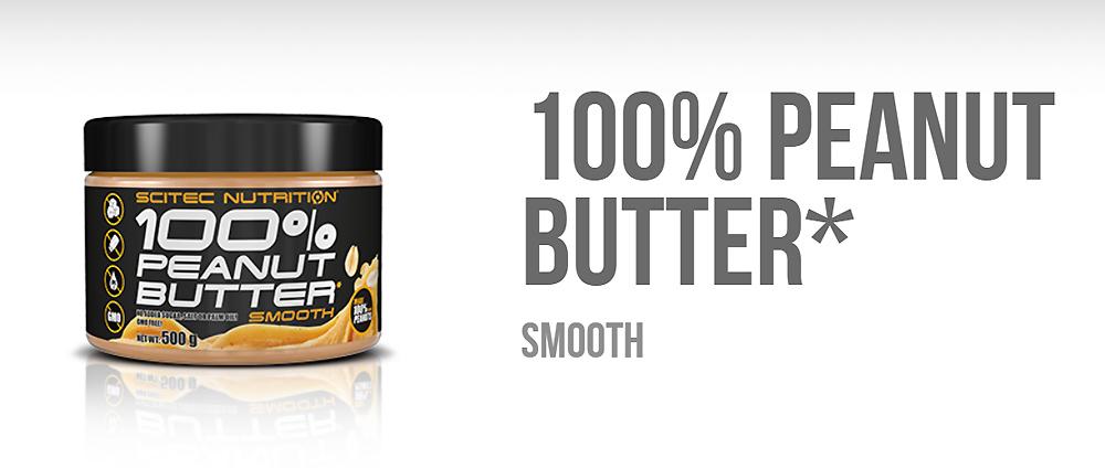 Scitec Nutrition 100% Peanut Butter