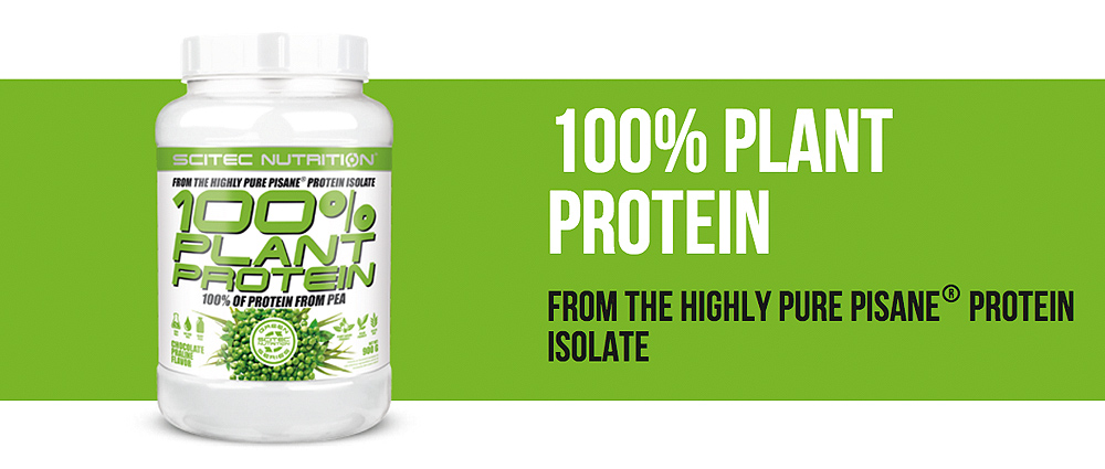 Scitec Nutrition Nutrition 100% Plant Protein
