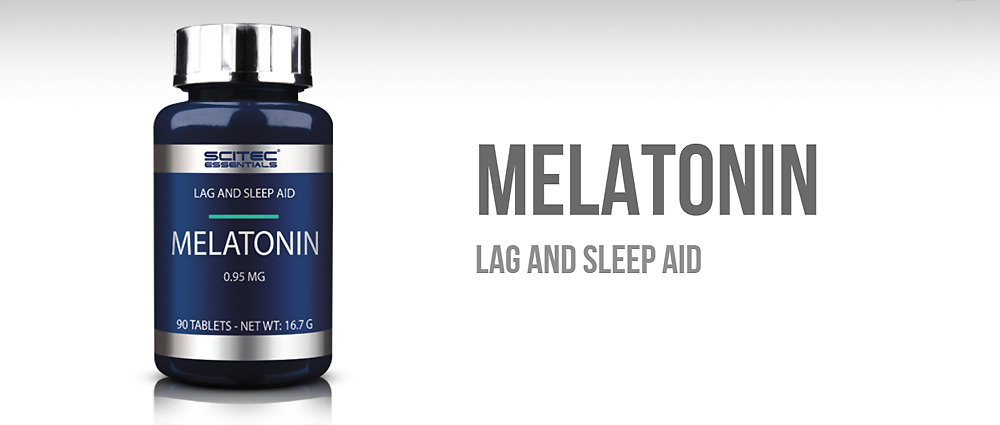 Scitec Essentials Melatonin