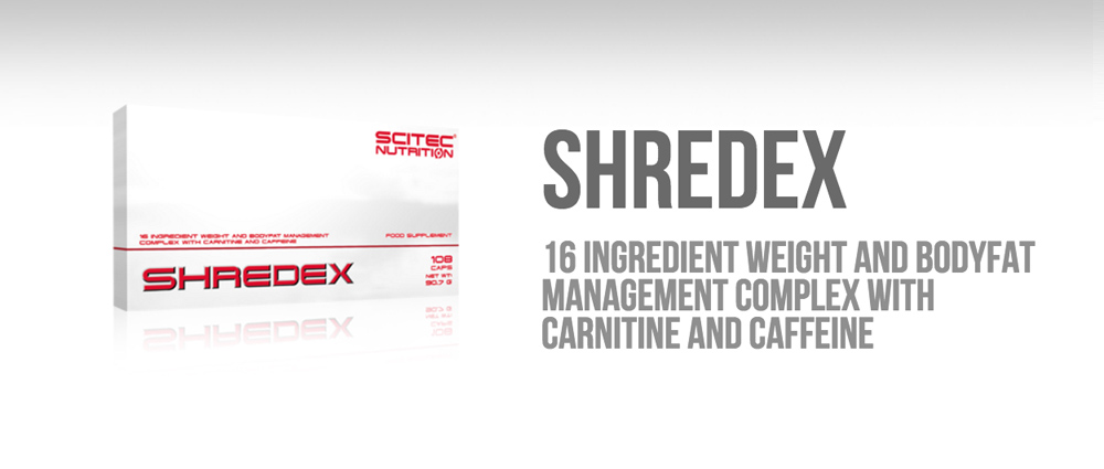 Scitec Nutrition Shredex